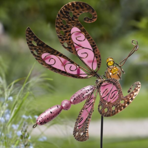 Dragonfly Delight Stake